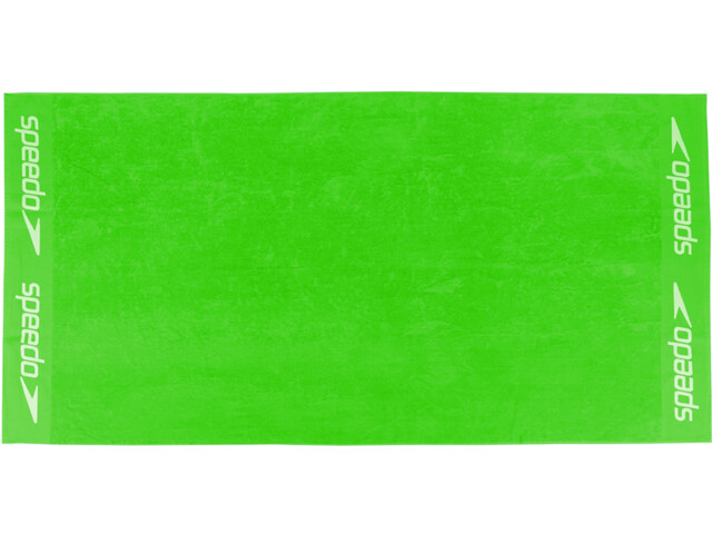 speedo Leisure Handdoek 100x180cm, jasmine green